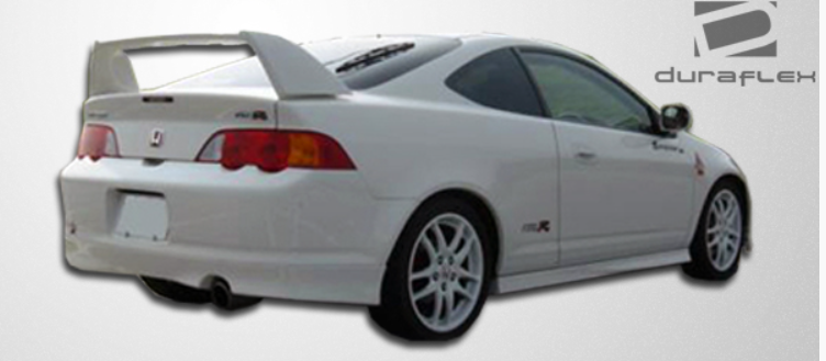 Extreme Dimensions 2002-2006 Acura RSX Type R Rear Spoiler