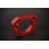 Torque Solution Throttle Body Spacer (Red) - Acura RSX-S 2002-2006