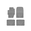 WeatherTech Grey All-Weather Floor Mats - RSX 02-06