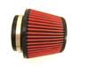 "Injen High Performance Air Filter (Black) - 3.5"""
