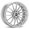 "Advanti Racing B1 Lupo 17"" Silver Rims - Acura RSX 02-04"