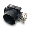 Skunk2 74mm Billet Throttle Body (Black Series) (Race Only) - RSX 02-06