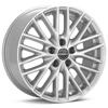 Borbet BS5 Bright Silver Paint Rims - RSX 02-04