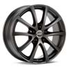 "Borbet LV5 17"" Anthracite Painted Rims Set of 4 - RSX 02-04"