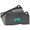Project Mu CLUB RACER Rear Brake Pads - RSX Base/Type S 02-06