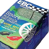 EBC Green Stuff REAR Brake Pads set - RSX 02-06 (including Type-S)