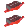 EBC Red Stuff FRONT Brake Pads Set - RSX 02-06