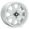 "Enkei Classic Compe 16"" White Painted Rims Set of 4 - RSX 02-04"