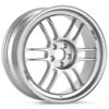 "Enkei Racing RPF1 18"" Bright Silver Paint Rims Set of 4 - RSX 02-04"