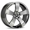 "Enkei Performance GP5 18"" Special Brilliant Coating Rims Set of 4 - RSX 02-04"