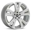 "Enkei Performance SVX 18"" Silver Machined w/Clearcoat Rims Set of 4 - RSX 02-04"