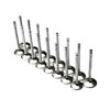 Brian Crower 30.5mm Exhaust Valves Set of 8 - RSX 02-06 w/ K24 Motor Swap