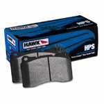 Hawk Performance HPS Street Front Brake Pads - 02-05 RSX Type S