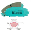 Project Mu N1-RACING Front Brake Pads - RSX Type S 02-06