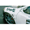 Ings+1 N-Spec FRP Front Aero Wide Fenders - RSX 05-06