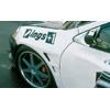 Ings+1 N-Spec Hybrid Front Aero Wide Fenders - RSX 05-06