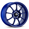 "O.Z. Alleggerita HLT 17"" Rims Blue Painted - RSX Type-s 05-06"