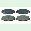 Acura OEM Rear Brake Pad Set - 02-06 RSX