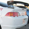 APR Carbon Fiber Adjustable Wing GTC-200 - RSX