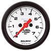 "Autometer Metric Full Sweep Electric Fuel Pressure gauge 2 1/16"" (52.4mm)"