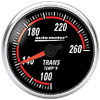 "Autometer Nexus Full Sweep Electric Trans Temperature gauge 2 1/16"" (52.4mm)"