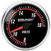 "Autometer Nexus Full Sweep Electric Voltmeter gauge 2 1/16"" (52.4mm)"