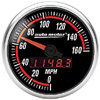 "Autometer Nexus In-Dash Tachs & Speedos Speedometer gauge 3 3/8"" (85.7mm)"