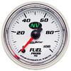 Autometer NV Full Sweep Electric Fuel Pressure gauge 2 1/16