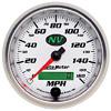 """Autometer NV In-Dash Tachs & Speedos Speedometer gauge 3 3/8"""" (85.7mm)"""