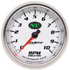 """Autometer NV In-Dash Tachs & Speedos Tachometer gauge 3 3/8"""" (85.7mm)"""