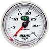 "Autometer NV Mechanical Boost gauge 2 1/16"" (52.4mm)"