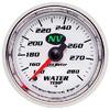 "Autometer NV Mechanical Water Temperature gauge 2 1/16"" (52.4mm)"