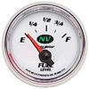 """Autometer NV Short Sweep Electric Fuel Level gauge 2 1/16"""" (52.4mm)"""