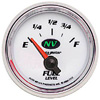 "Autometer NV Short Sweep Electric Fuel Level gauge 2 1/16"" (52.4mm)"