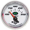 "Autometer NV Short Sweep Electric Water Temperature gauge 2 1/16"" (52.4mm)"