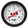 "Autometer Phantom Full Sweep Electric Fuel Level gauge 2 1/16"" (52.4mm)"