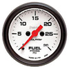 "Autometer Phantom Full Sweep Electric Fuel Pressure gauge 2 1/16"" (52.4mm)"