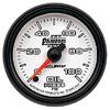 """Autometer Phantom II Full Sweep Electric Oil Pressure Gauge 2 1/16"""" (52.4mm)"""