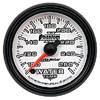 "Autometer Phantom II Full Sweep Electric Water Temperature Gauge 2 1/16"" (52.4mm)"