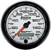 """Autometer Phantom II In-Dash Tachs & Speedos Speedometer In-Dash Gauge 3 3/8"""" (85.7mm)"""