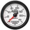"Autometer Phantom II Mechanical Boost Gauge 2 1/16"" (52.4mm)"