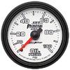 """Autometer Phantom II Mechanical Oil Pressure Gauge 2 1/16"""" (52.4mm)"""