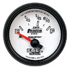 "Autometer Phantom II Short Sweep Electric Fuel Level Ford Gauge 2 1/16"" (52.4mm)"
