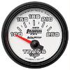 "Autometer Phantom II Short Sweep Electric Trans Temperature Gauge 2 1/16"" (52.4mm)"