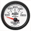 Autometer Phantom II Short Sweep Electric Water Temperature Gauge 2 1/16