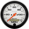 "Autometer Phantom In-Dash Tachs & Speedos Speedometer gauge 3 3/8"" (85.7mm)"