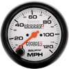 "Autometer Phantom In-Dash Tachs & Speedos Speedometer gauge 3 3/8"" (85.7mm)"