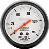 "Autometer Phantom Mechanical Fuel Pressure gauge 2 5/8"" (66.7mm)"