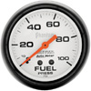 "Autometer Phantom Mechanical Fuel Pressure gauge 2 5/8"" (66.7mm)"