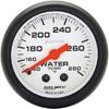 "Autometer Phantom Mechanical Water Temperature gauge 2 1/16"" (52.4mm)"